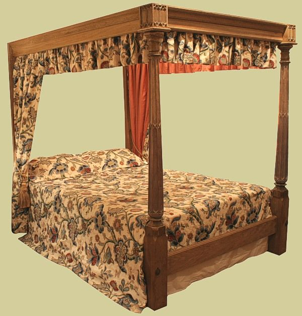 17 Best images about Oak Beds, Reproduction on Pinterest