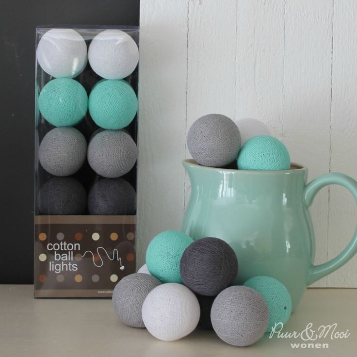 Slaapkamer Ideeen Mint 1000+ Ideas About Ball Lights On Pinterest | Ball