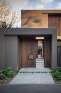 25+ best ideas about Modern house facades on Pinterest ...