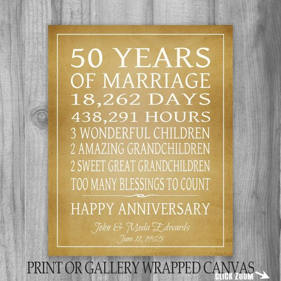 17 best images about golden anniversary gift ideas on