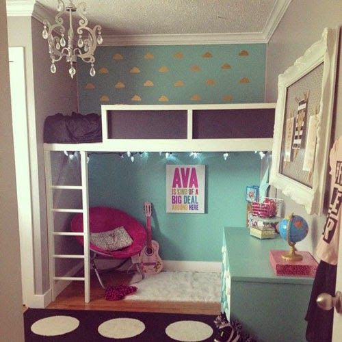 Stuva Loft Bed 25+ Best Ideas About Girl Loft Beds On Pinterest | Loft