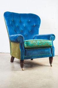 25+ best ideas about Blue velvet sofa on Pinterest   Blue ...