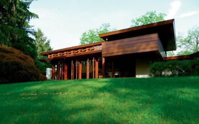 51 best images about FLW - Bachman-Wilson House on Pinterest | Architecture, The balcony and Usonian