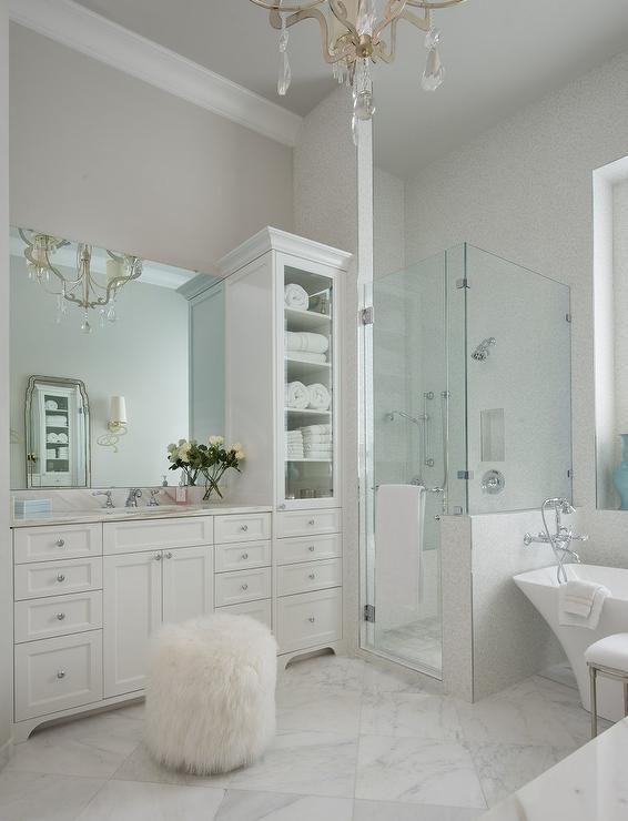 25+ best ideas about Bathroom linen cabinet on Pinterest