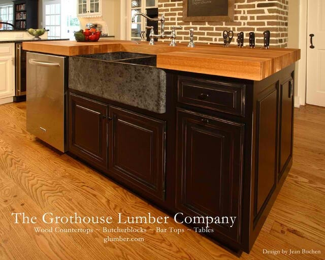 How To Anchor A Kitchen Island Apron Sink | Kitchen | Pinterest | Traditional, Apron Sink