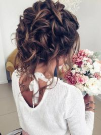 25+ best ideas about Wedding Hair Brunette on Pinterest ...