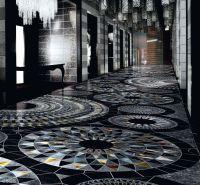 Sicis Black Cosmati #SICIS #Mosaic | Floor & Ceiling ...