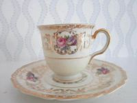 17 Best images about Dinnerware: China, Queens Bouquet ...