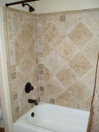 tile tub surround ideas | Tile Tub Surround Shower And ...