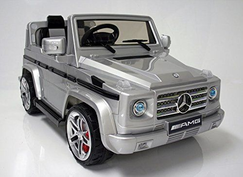 Remote Controlled Cars For Toddlers 2015 Licensed Mercedes Benz G55 Amg Kids Ride On Power