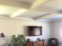 coffered ceiling system foam faux | Accent pieces ...