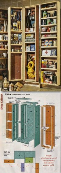 Best 25+ Shop cabinets ideas on Pinterest   Workshop ideas ...