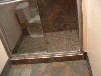 bathroom remodel, schluter strips for tile edging shower ...
