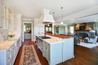 Kitchen Family Room Combo from Small Kitchen And Living ...