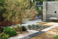 modern drought tolerant landscape | Backyard Inspiration ...