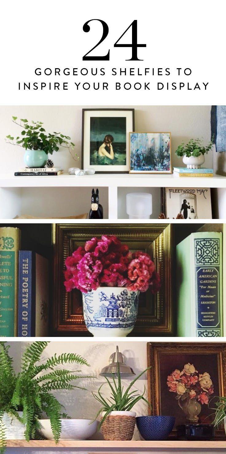 17 Best Ideas About Wall Shelf Arrangement On Pinterest