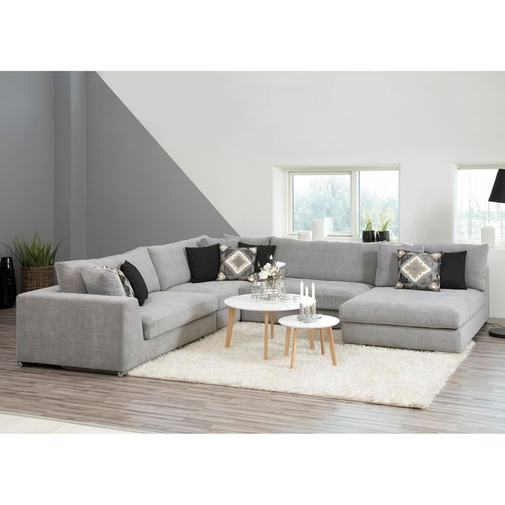 Sofas Grau 17+ Best Ideas About Wohnlandschaft On Pinterest | Sofas