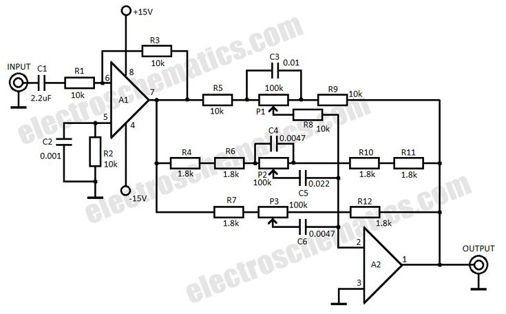 sony audio system circuit diagram