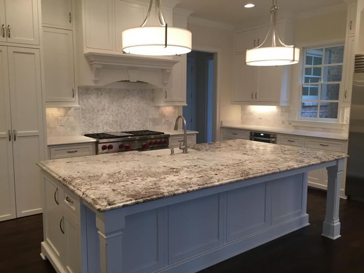 Farm Kitchen Island Qualityingranite_alaska White_kitchen_island By Quality In