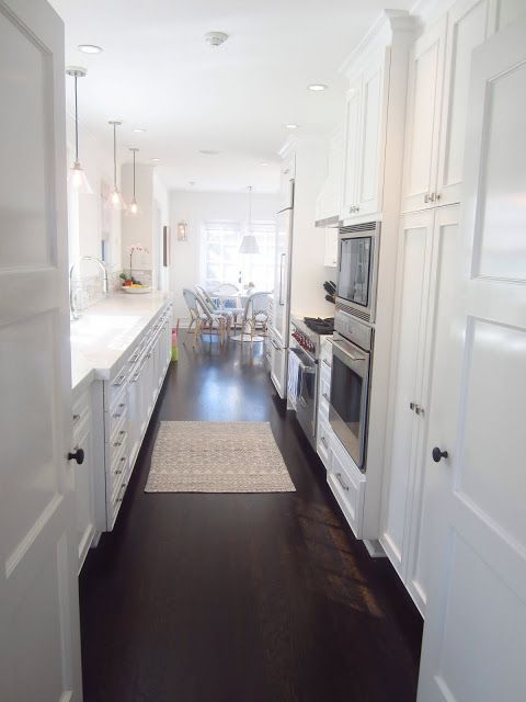 1000+ Images About Galley Kitchen On Pinterest | Galley Kitchen