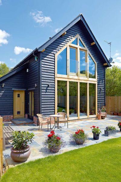25+ best ideas about Barn style houses on Pinterest | Barn ...