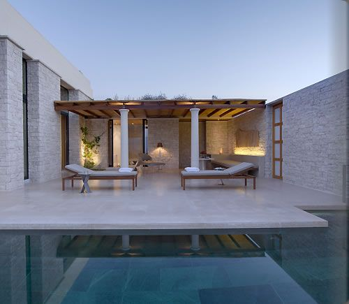 Luxury Mediterranean Beach Resort, View the Amanzoe Resort and Spa Picture Album - picture tour