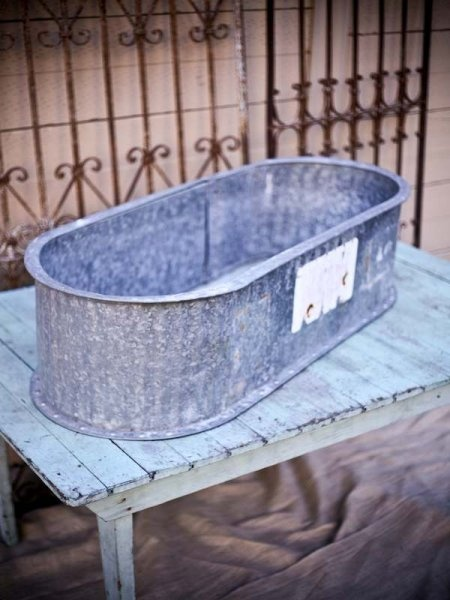 47 Best Images About Galvanized Tubs On Pinterest Cattle