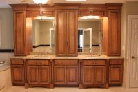 Shiloh Cabinetry, Maple Acorn with Vandyke Glaze. | Our ...