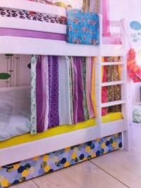 bunk bed tent | Bedroom Ideas | Pinterest | Bunk bed ...