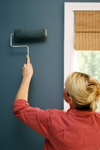 Should you remove wallpaper -- or just paint over it? | Campers, Countertops and Tile
