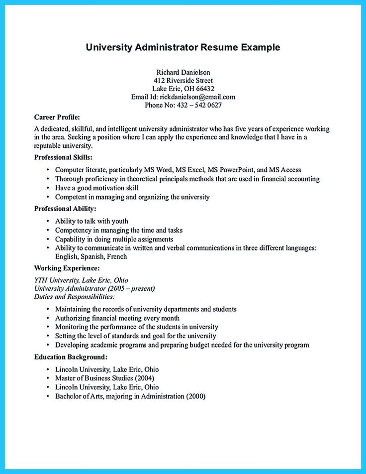 Kronos Systems Administrator Resume