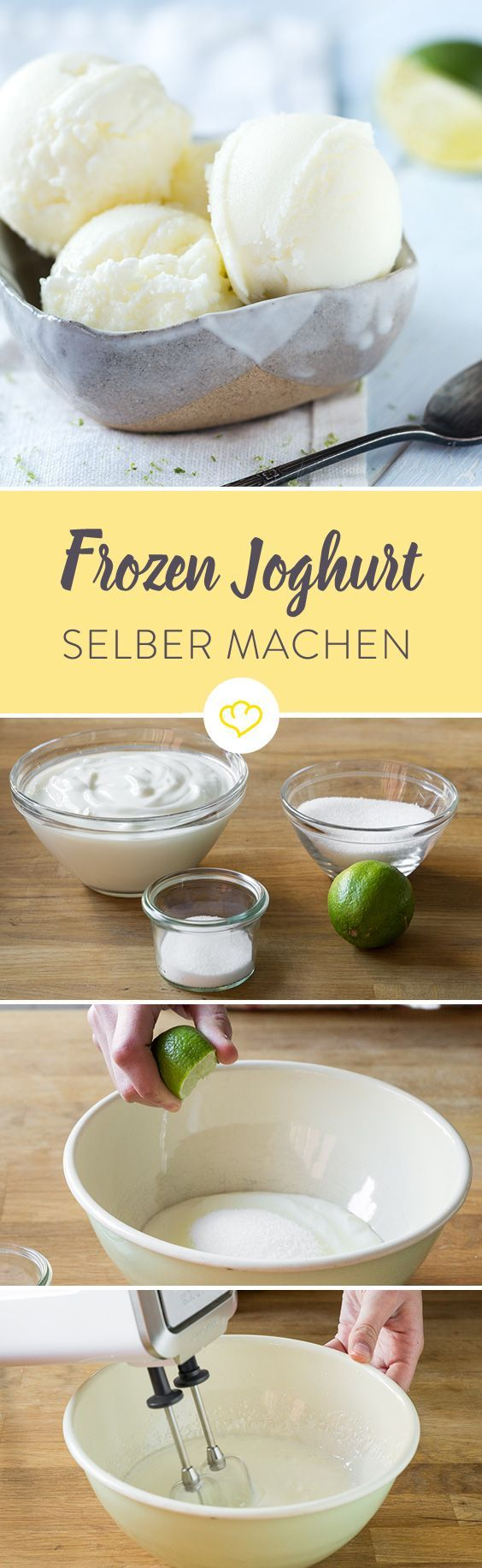 Frozen Eis Selber Machen 25+ Best Ideas About Himbeerdessert On Pinterest | Himbeer