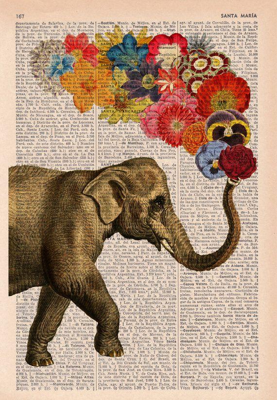 3d Flower Mural Wallpaper 25 Best Ideas About Elephant Wall Art On Pinterest