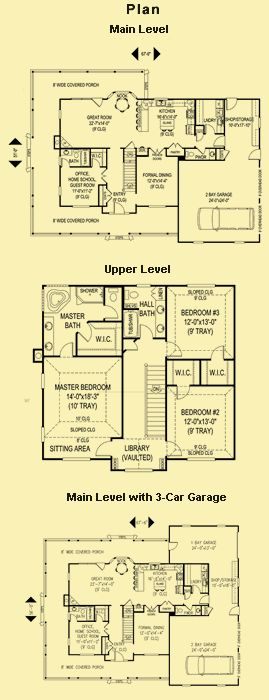 Country Farmhouse Plans And Wrap Around Porch House Plans