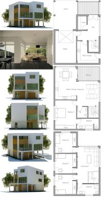25+ best Modern Home Plans ideas on Pinterest | Modern ...
