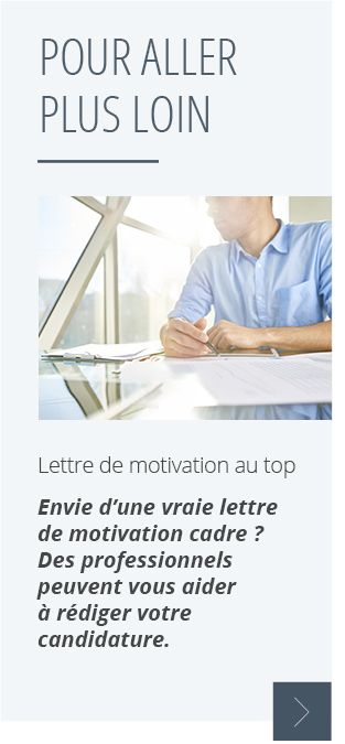 envoie cv lettre de motivation differente langue