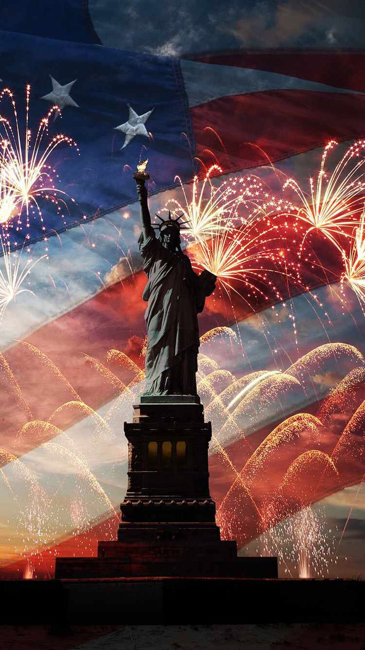 Statue Of Liberty Wallpaper Iphone 1071 Best Images About Fourth Of July On Pinterest God