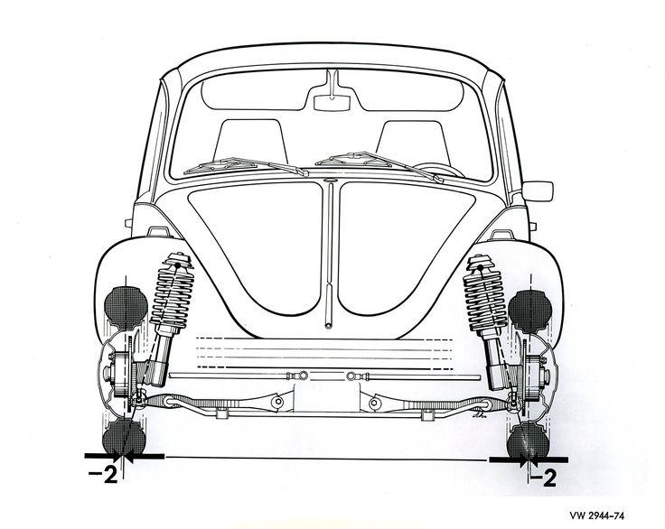 1960 volkswagen beetle interior
