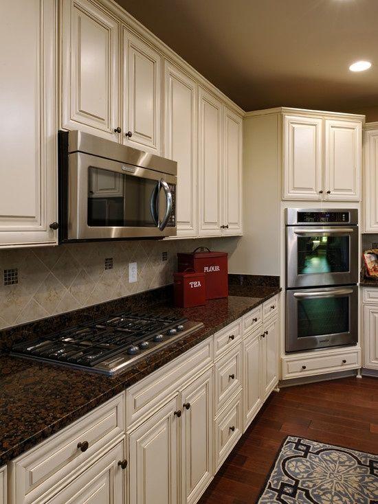 1000+ Ideas About Dark Granite On Pinterest   Dark Kitchen