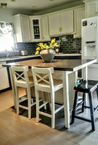 25+ Best Ideas about Kitchen Island With Stools on