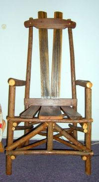 1000+ images about Rustic Stick and Twig Furniture on ...