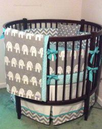 25+ best ideas about Round cribs on Pinterest