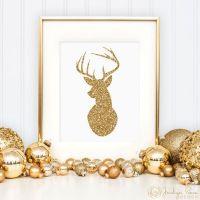 25+ best ideas about Glitter Wall Art on Pinterest