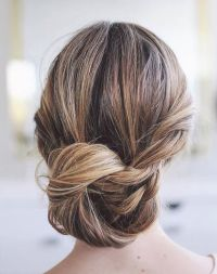 17 Best ideas about Chignon Updo on Pinterest | Hair updo ...