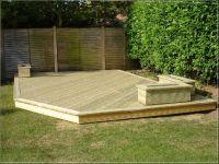 ground level deck design ideas : Deck Ideas   Ground Level ...