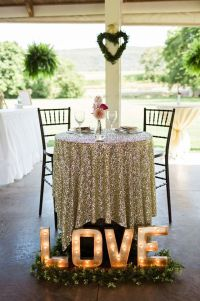 17 Best ideas about Sweetheart Table on Pinterest | Grooms ...