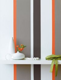25+ best ideas about Striped painted walls on Pinterest