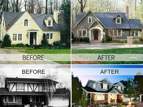 1000+ Ideas About Exterior Home Renovations On Pinterest | Home