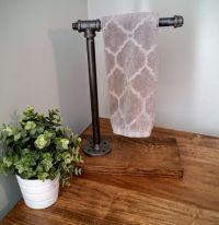 25+ bsta Hand Towel Holders iderna p Pinterest