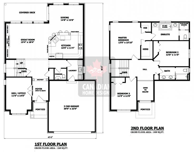 1000+ Ideas About Two Storey House Plans On Pinterest | Simple